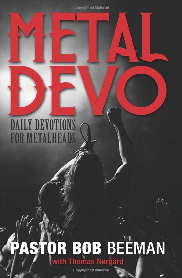 Metal Devo book @ Amazon