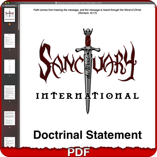 Sanctuary Doctrinal Statement 2017-06