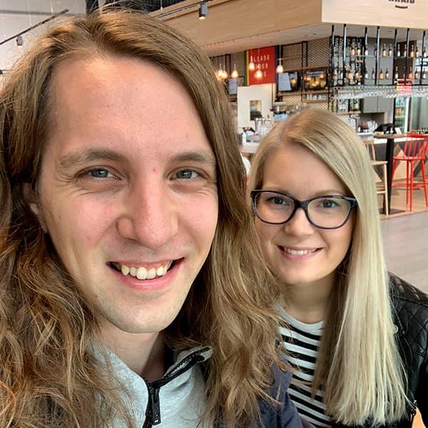 Christian & Heta Tapper